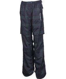 Munsingwear/【はっ水】ツイルプリントレインパンツ(20SS)/503192564