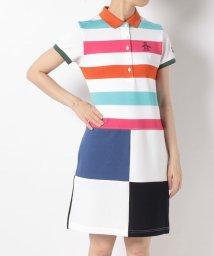 Munsingwear/【One Thing】【日本製】切替ワンピース(20SS)/503192571