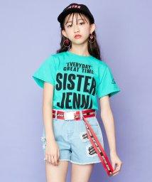 SISTER JENNI/BIGロゴネーム付半袖Tシャツ/503197646