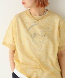 JOURNAL STANDARD/【NEU】ラミーポリエステルステッチTシャツ/503198042