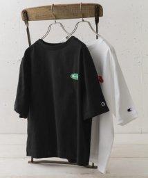 URBAN RESEARCH DOORS/Champion 16s/1 ロゴプリントTシャツ/503199724