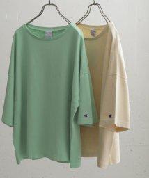 URBAN RESEARCH DOORS/Champion 製品染めクルーネックTシャツ/503199726