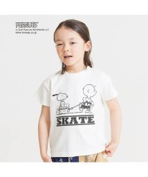 BREEZE/PEANUTSコラボ 3柄Tシャツ(スヌーピー)/503069150