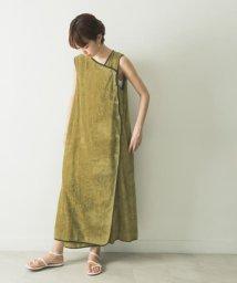 URBAN RESEARCH/EARIH VELVET PIPING DRESS/503171781