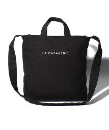 LA BAGAGERIE/コットンキャンバス2wayトート Mサイズ/503189221