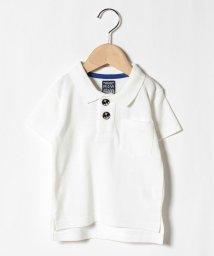 RUGGEDWORKS/鹿の子半袖ポロシャツ                                /503189803
