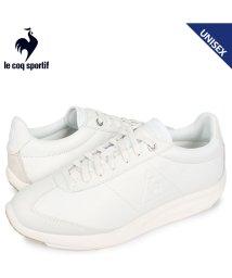 lecoqsportif/ルコック スポルティフ le coq sportif スニーカー クオーツエイル メンズ レディース QUARTZ AILE HARMONY ホワイト 白 QL/503190546