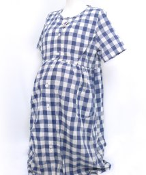 fran de lingerie/cotton-meバンブーコットン・授乳口付きマタニティチュニックセット/503194437