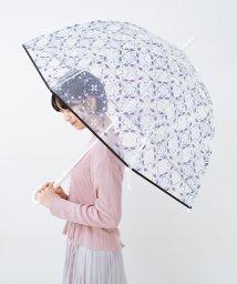 haco!/Wpc.×plantica ドーム型がかわいい プラスティックアンブレラ フラワー/503195168