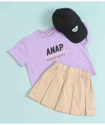 ANAP KIDS/インパン付きプリーツスカート/503200265