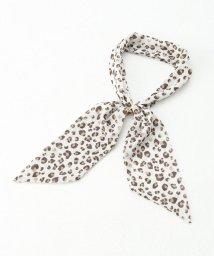SHOO・LA・RUE/ひんやり冷感デザインスカーフ/503201382