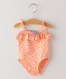 SHIPS KIDS/tocoto vintage:Strawberry print baby swimsuit(80~90cm)/503201441