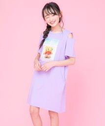 JENNI love/肩開きチェンジングフォトワンピ/503201720
