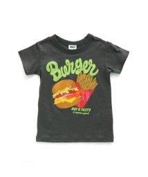 BREEZE/カラフルジャンクフードTシャツ/503069149