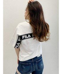 GYDA/【WEB限定】FILAグラフィックBIG Tシャツ/503202758