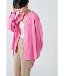 ROSE BUD/バンドカラーシャツ/503202795