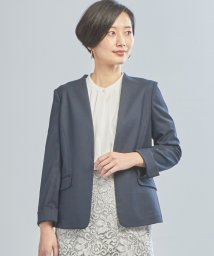green label relaxing/【WORK TRIP OUTFITS】◆WTO D SHARK ノーカラージャケット/503129002