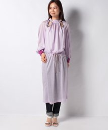 SHIPS WOMEN/NAIFE:GATHER DRESS/503150978