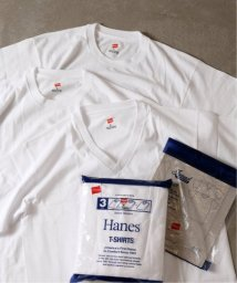JOURNAL STANDARD MEN/Hanes Pack T-SHIRT/503180001