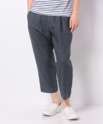 JOURNAL STANDARD MEN/Linen CANVAS 1T DRAW PANTS/503180058