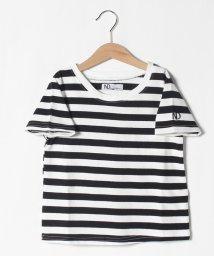 Nachu&Diary/【Nachu & Diary】刺繍 Tシャツ Tシャツ/503190163