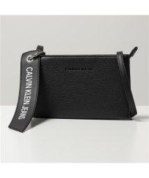 Calvin Klein/【Calvin Klein(カルバンクライン)】CALVIN KLEIN JEANS カルバンクラインジーンズ K60K606157 BANNA SMALL C/503196195