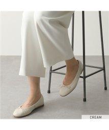 CORSO ROMA 9/【CORSO ROMA(コルソローマ)】025 カラー5色 レザー バレエシューズ フラットパンプス リボン ラウンドトゥ 靴 レディース/503196201