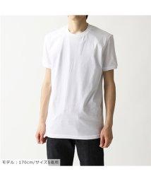 DSQUARED2/【DSQUARED2(ディースクエアード)】D9X3C2080 110 クルーネック 半袖 Tシャツ カットソー メンズ 【1枚】/503196211