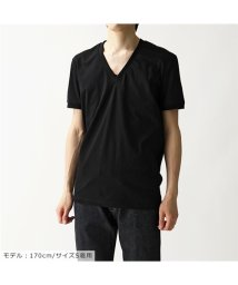 DSQUARED2/【DSQUARED2(ディースクエアード)】D9X3D2080 200 Vネック 半袖 Tシャツ カットソー メンズ 【1枚】/503196212