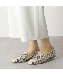 FABIO RUSCONI/【FABIO RUSCONI(ファビオルスコーニ)】S 4015 レザー シューズ ビット ローファー パイソン レザー ポインテッドトゥ パンプス 靴 PIT/503196220