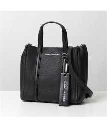 Marc Jacobs/【MARC JACOBS(マークジェイコブス)】M0015078 THE TAG TOTE 21タグ トート ショルダーバッグ 鞄 001/BLACK レディー/503196261