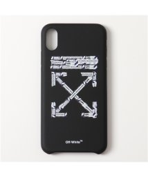 OFF-WHITE/【OFF-WHITE(オフホワイト)】VIRGIL ABLOH OMPA011S20294003 AIRPORT TAPE iPhoneXS MAX専用ケース /503196306