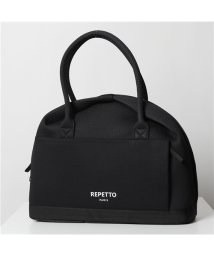 Repetto/【repetto(レペット)】B0334NF Sonate bowling bag ボーリングバッグ ダンスバッグ ハンドバッグ バレエ 410/Noir レデ/503196332