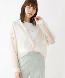 grove/シアーシャツ+ロゴTシャツセット/503204314