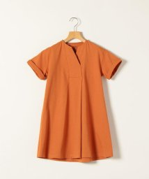 SHIPS any WOMENS/USAコットン Tシャツワンピース〈KIDS〉/503204485