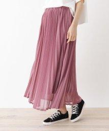 SHOO・LA・RUE Cutie Blonde/【M-L】プリーツロングスカート/503205057