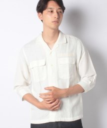 SHIPS MEN/(0616)JB:MILITARY 7/S SHIRT/503150560