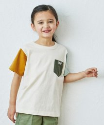 green label relaxing (Kids)/〔WEB限定〕LEE(リー)H/S BIG TEE/503183531