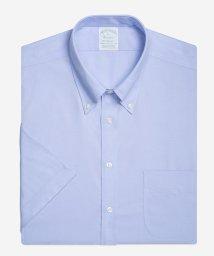 Brooks Brothers/ノンアイロン ストレッチコットン ピンポイントオックスフォード ショートスリーブポロカラーシャツ New Milano Fit/503186789