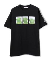 LHP/LittleSunnyBite/リトルサニーバイト/The Muppets x little sunny bite Kermit Big tee/503205216