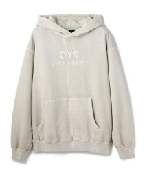 LHP/OY/オーワイ/CUTTING PIGMENT HOODIE/パーカー/503205280