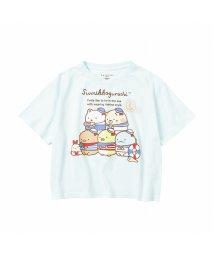 MAC HOUSE(kid's)/ガールズ すみっコぐらしTシャツ 22843093/503205607