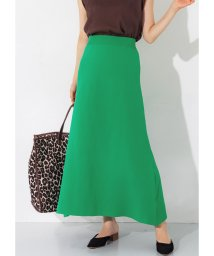 coca/Aラインサマーニットスカート/503206185