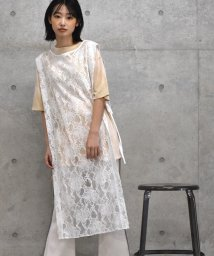 Alley by w closet/【Alley】大花レースノースリワンピース/503206707