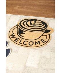 TOKYO DESINE CHANNEL/ノースサイドコーヒーコイヤーマット/503206722