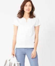 iCB/Light Fabric Combi 半袖カットソー/503206903