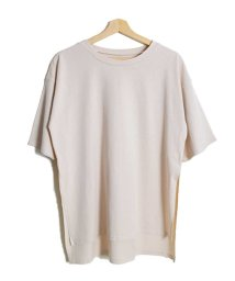 ARGO TOKYO/Recycle cotton big T-shirt 24146/503207103