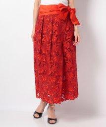 SHIPS WOMEN/AROBE:LACE WRAP スカート/503150764