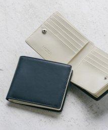 MURA/MURA ムラ イタリアンレザー スキミング防止機能付き BOX型コイン収納 二つ折り財布/503165335
