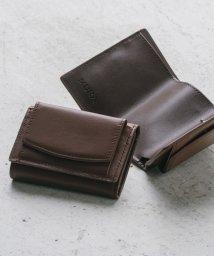 MURA/MURA ムラ イタリアンレザー スキミング防止機能付き 三つ折り財布/503165336